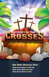 Story of the Three Crosses (pack of 10)