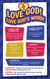 Love God's Word!  First Memory Card