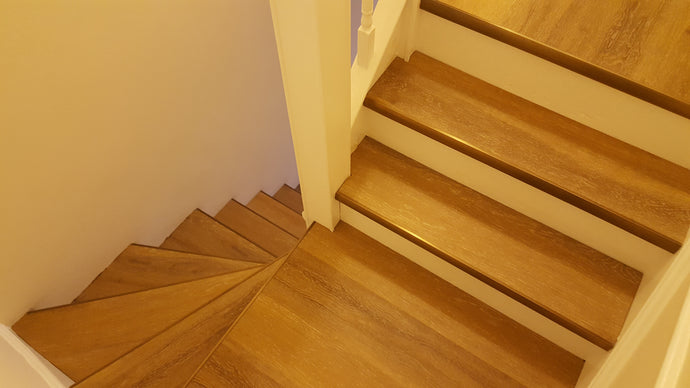 LVT Stairs