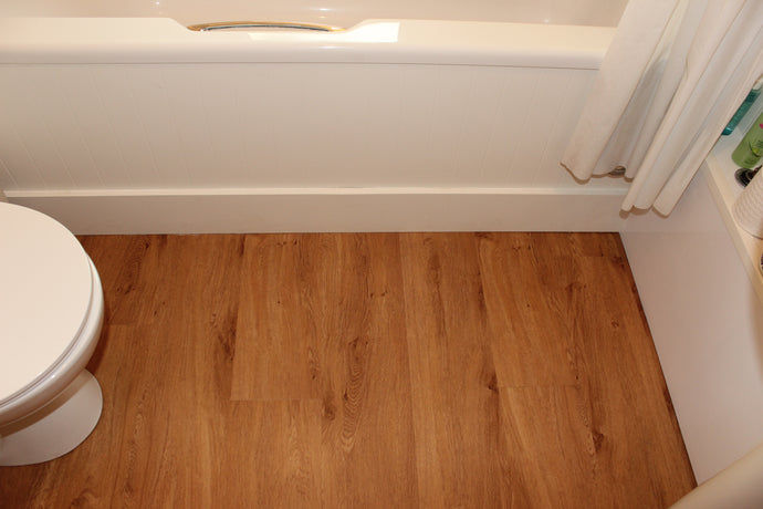Waterproof Oak flooring