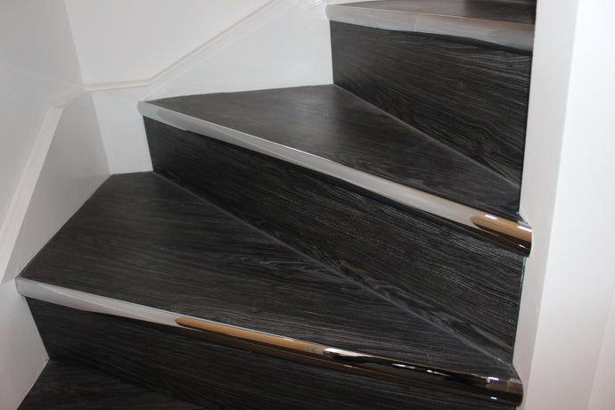 Contemporary Stair Cladding