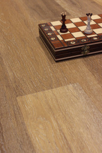 Natural Oak, Serenity-click, Luxury Vinyl Tile, LVT, Flooring Sample