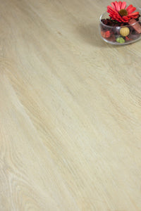 Luxury Vinyl Tile (LVT) Flooring, Serenity-click, Light Oak