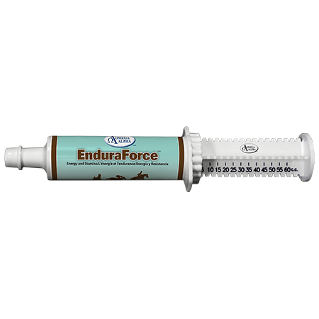 EnduraForce™ Paste For Sustained energy during competition and better post event recovery.