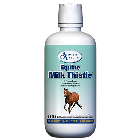 Equine Milk Thistle 1 QT