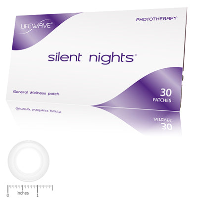 Silent Nights Patches Lifewave