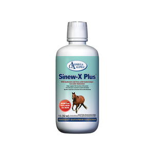 Sinew-X Plus™ with Hyaluronic Acid Muscle, Joint and Ligament Formula