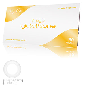 Y-Age Glutathione Patches