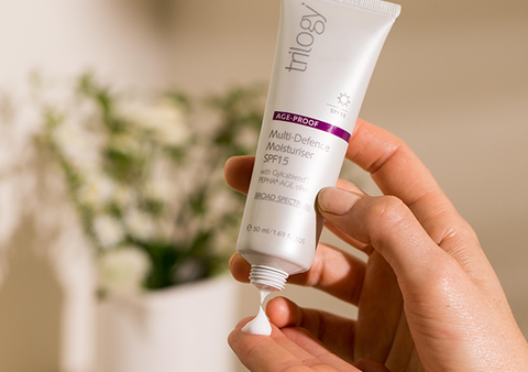 Trilogy Age-proof Multi-Defense Moisturiser