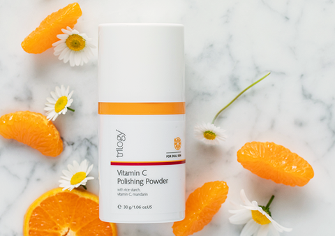 Trilogy Vitamin C Polishing Powder