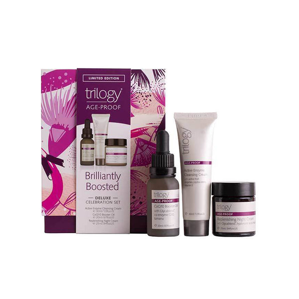 Brilliantly Boosted - Age-Proof Deluxe Celebration set