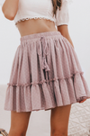 Bella Skirt Pink