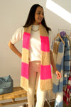 Avalon Scarf Pink