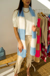 Avalon Scarf Blue