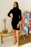 Gemma Dress Black