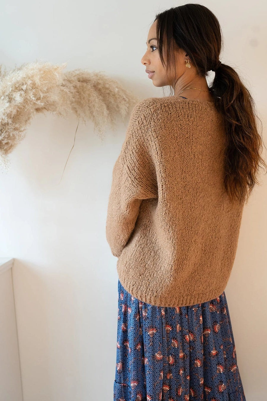 Ruby Sweater Camel