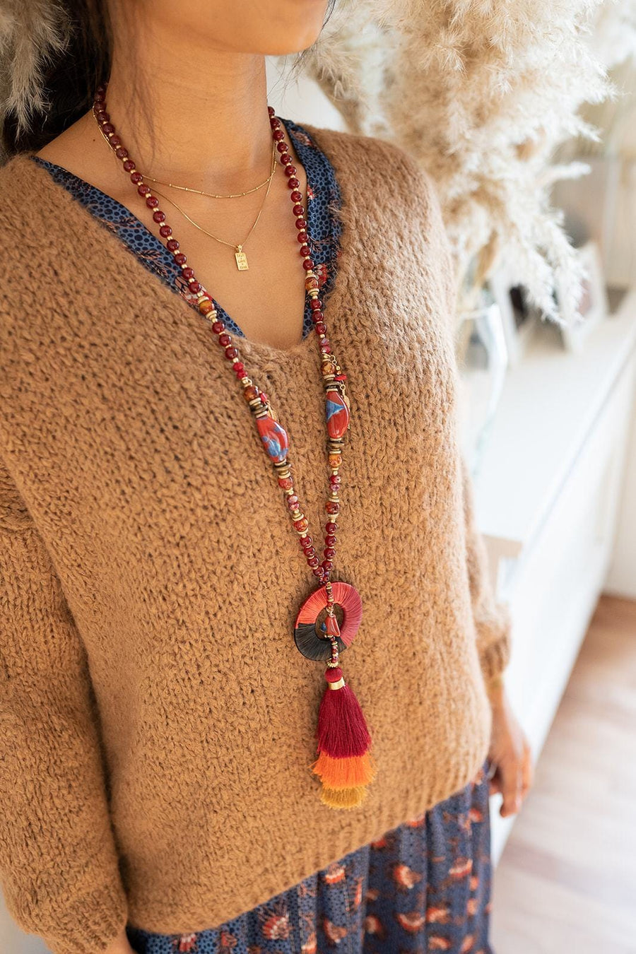 Selina Boho Necklace