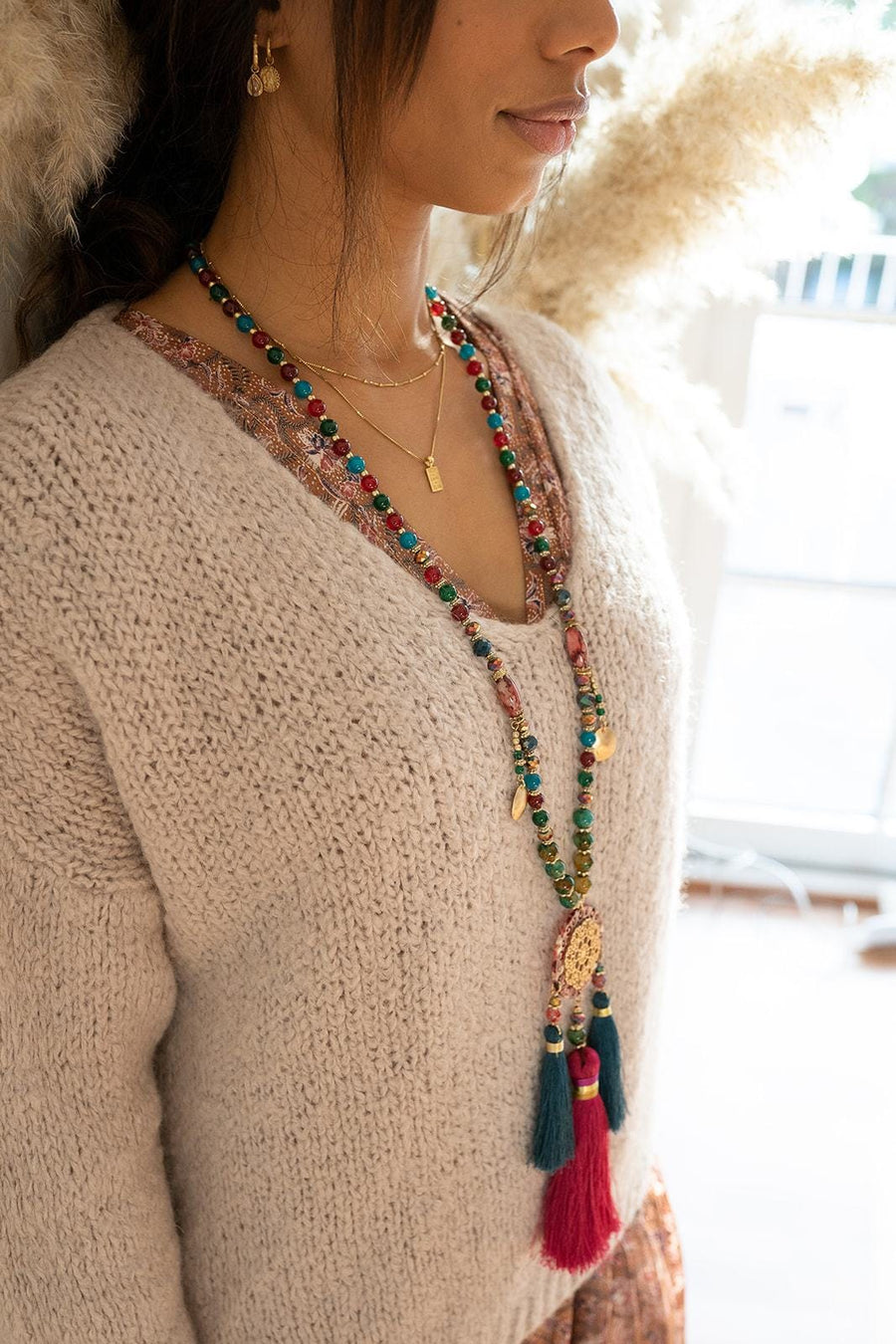Caro Boho Necklace