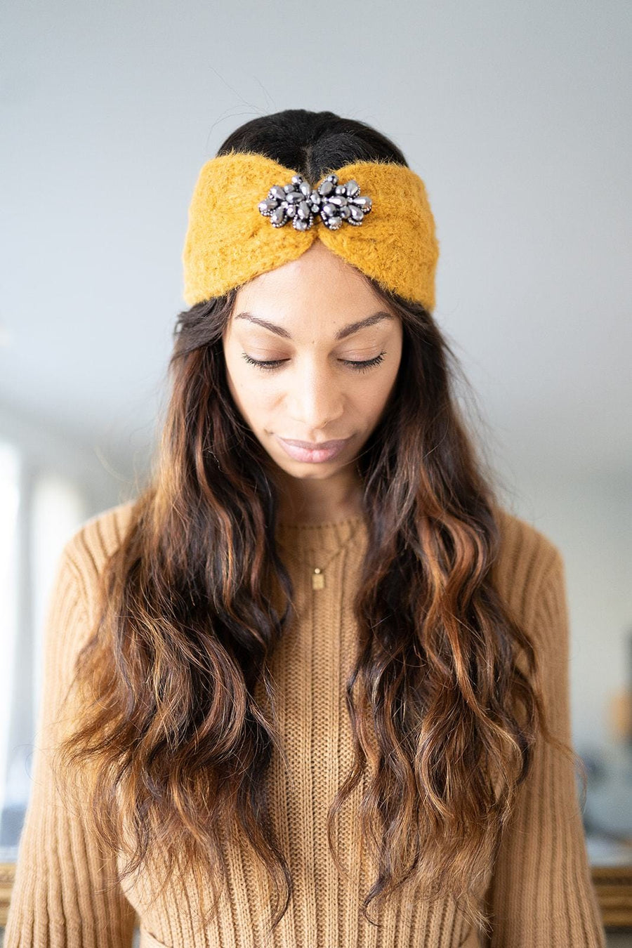 Tina knit Headband
