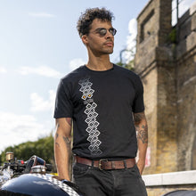 Short-sleeved Two Wheels tee