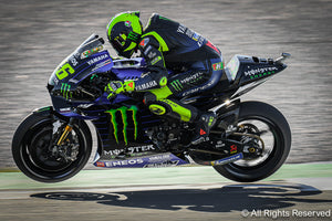 Valentino Rossi, Valencia 2019 - by Diego Sperani (Official MotoGP™ photographer)
