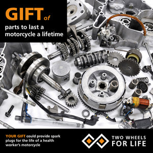 Gift for Life: Parts for the lifetime of a motorcycle