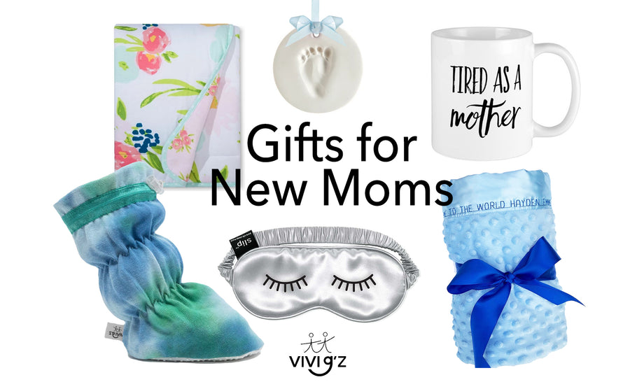 Just in time (aka last minute) gifts for the new mommas in your life!