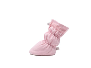 Sophia - Light Pink Basic Bootie
