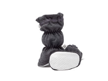 Vivi G'z Charcoal Grey Basic Baby Bootie