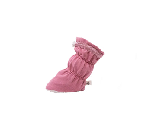 Victoria - Antique Rose Basic Bootie