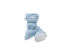 Vivi G'z Light Blue Basic Baby Bootie