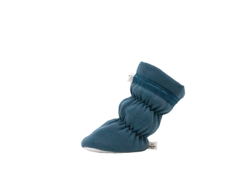 Mason - Denim Blue Basic Bootie