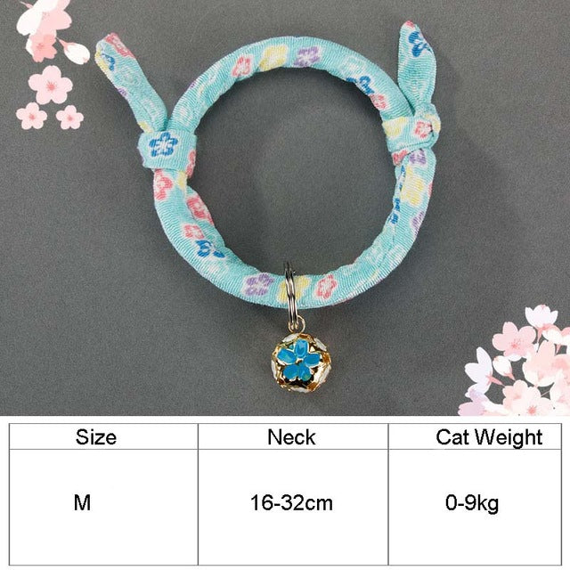 Cat Necklace With Bell