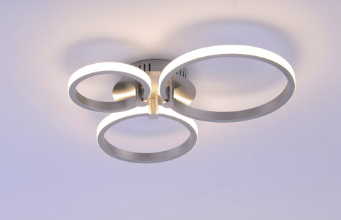 3 Ring LED Ceiling Light