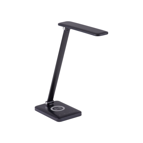 Black Flexi Reading Lamp