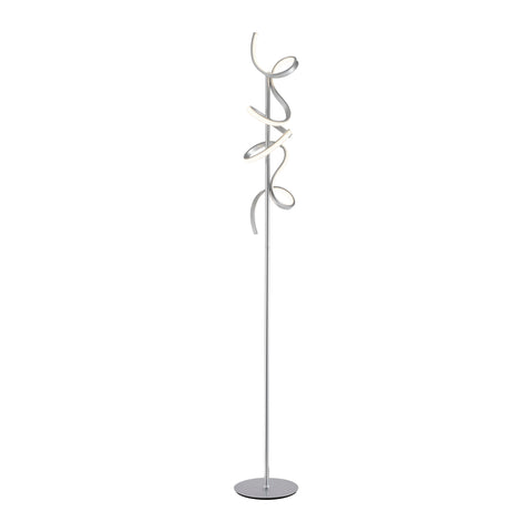 LED Twist Floor Lamp