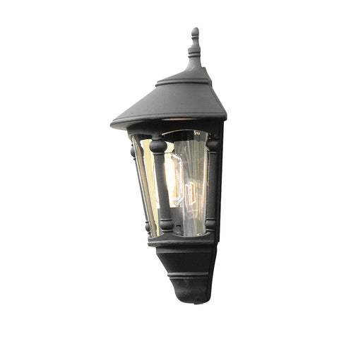 Virgo 569 Wall Light Matt Black
