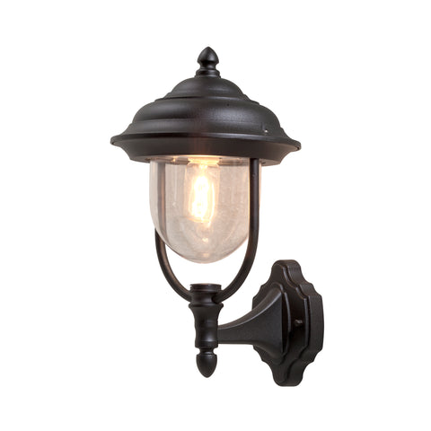 Parma 7223 Wall Light Black