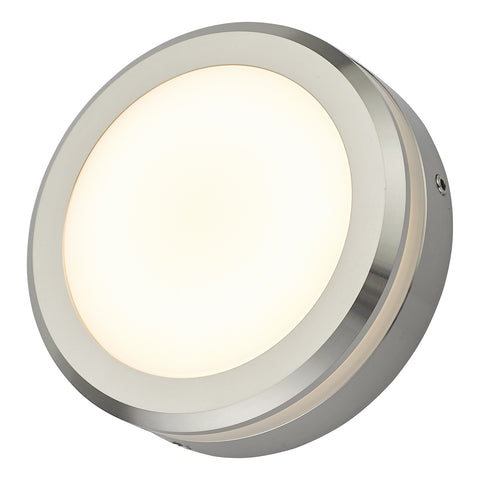 Akos Wall Light Aluminium IP65 LED