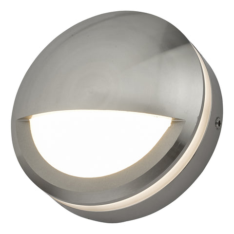 Akos Wall Light Aluminium Eyelid IP65 LED