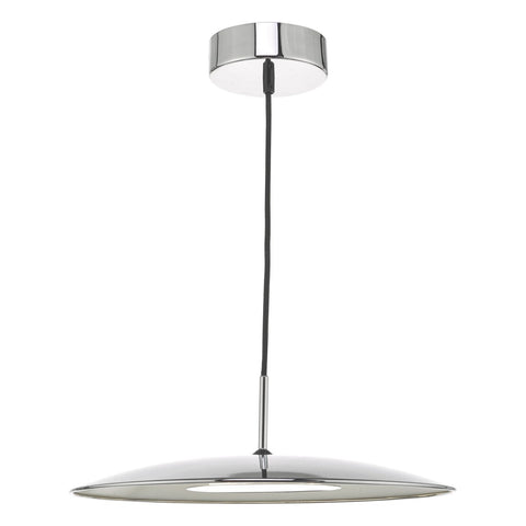 Enoch Pendant Polished Chrome LED