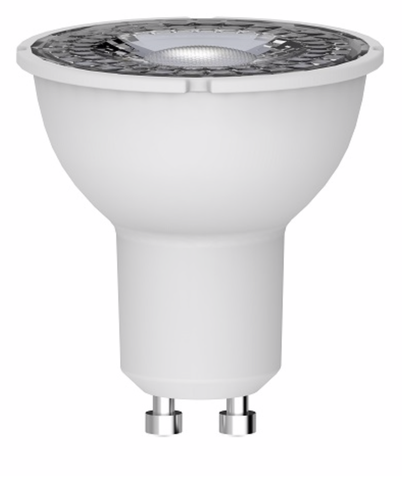 5W LED DIMMABLE GU10 BULB, 3000k