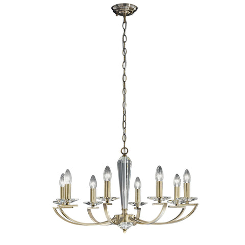 Artemis 8 light Fitting