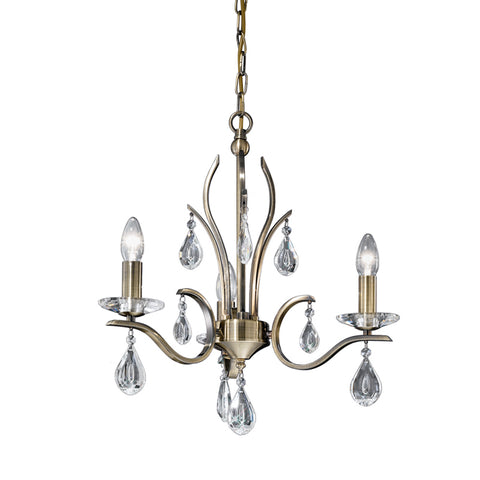 Aspen 3 light Fitting