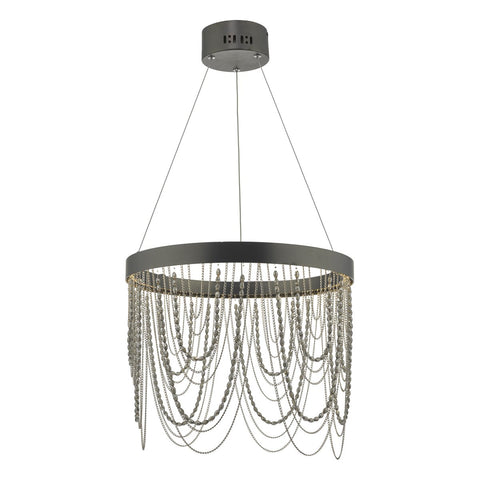 Roella Pendant Bronze LED