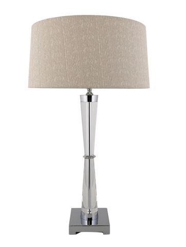 Alison Lamp Chrome