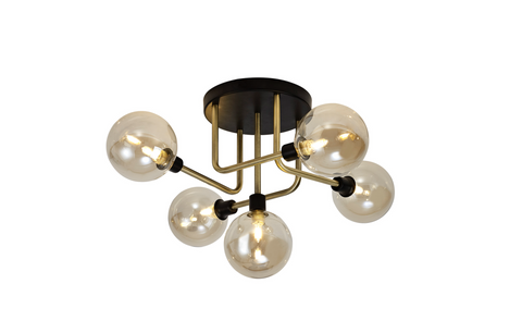 Cario 5lt Flush Ceiling Light