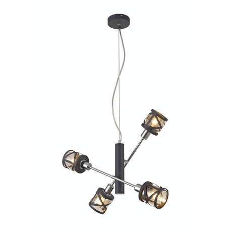 Strata 4lt Adjustable Pendant