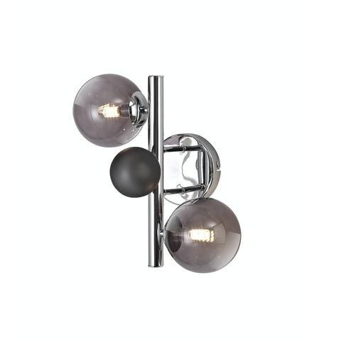 Neptune 2lt Wall Lamp