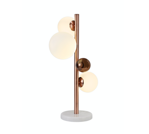 Neptune 3lt Table Lamp - Copper